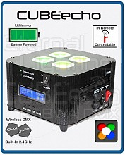 Eternal Lighting Cube Echo MKII RGBAW+UV (Black)