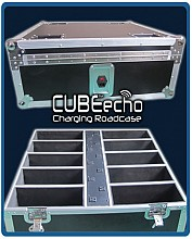 Eternal Lighting Cube Echo Road Case (10pc)