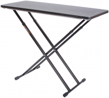 Fastset DJ Table (Black)