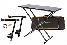 Fastset Keyboardist Bundle (black table)