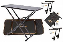 Fastset Master DJ Bundle (black table)