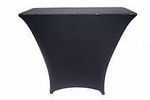 Fastset Table Scrim Black