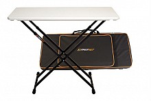 Fastset Table w/ Carry Case (white table)