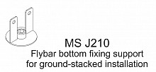 FBT MS-J210 Ground Stack Kit