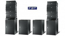 FBT Muse Line Array System