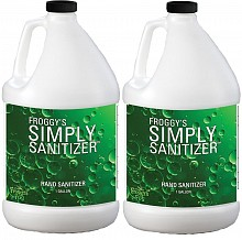Simply Sanitize - Hand Sanitizer Spray (2 Gallons)