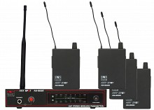 Galaxy Audio AS-900-4 Band Pack