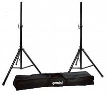 Gemini ST-Pack Speaker Stands w/ Bag (pair)