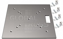 Global Truss Base Plate 20x20A