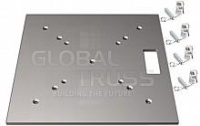 Global Truss Base Plate 20x20A