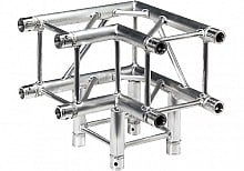 Global Truss SQ-4126 (3 Way 90 Degree Corner)