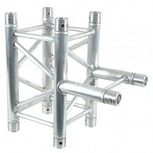 Global Truss SQ-4129IB (3 Way Square to I-Beam T Junction)