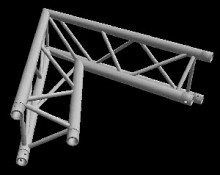 Global Truss TR-4087-I (2 Way 60 Degree Corner)