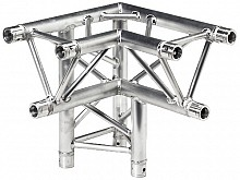 Global Truss TR-4093-DL (3 Way 90 Degree Corner)