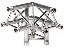 Global Truss TR-4093-UR (3 Way 90 Degree Corner)