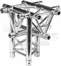Global Truss TR-4101-D (5 Way Cross Junction)
