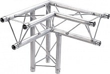 Global Truss TR-96117-34 (3 Way 90 Degree Corner)