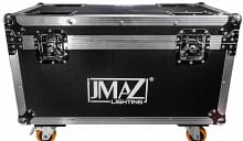 JMaz 4 Unit Road Case CRAZY BEAM 40 FUSION