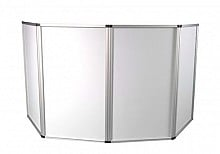 JMaz Event Facade Booth (White), Foldable