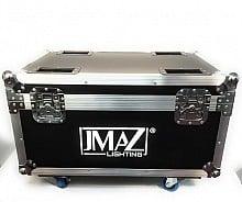 JMaz FLIGHT CASE FOR ATTCO 100 Series (Holds 6 PCS)