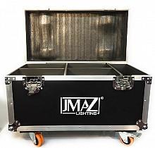JMaz FLIGHT CASE FOR CRAZY BEAM 40 FUSION (Holds 4 PCS)