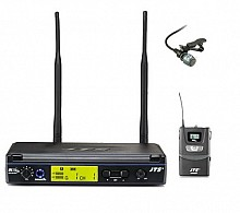 JTS IN164R/IN264TB + CM-501 Lavalier Microphone System