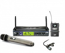 JTS IN64 Microphone System IN64/IN64TH + IN64TB + CM-501