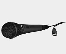 JTS PM-35 USB Livestream Microphone, USB Podcast Mic w/ Stand