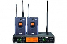 JTS RU8012DB/ RU850LTB Dual Bodypack Wireless System
