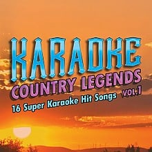 Karaoke Music Country Legends Vol. 1 (digital download)