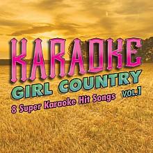 Karaoke Music Girl Country Vol. 1 (digital download)