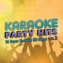 Karaoke Music Karaoke Party Hits Vol. 2 (digital download)