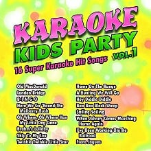 Karaoke Music Kids Karaoke Party Vol. 1 (digital download)
