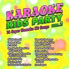 Karaoke Music Kids Karaoke Party Vol. 1 (digital download)