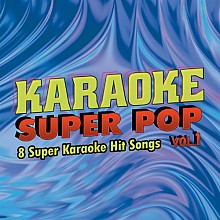 Karaoke Music Super Pop Vol. 1 (digital download)