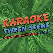 Karaoke Music Tween Scene Vol. 1 (digital download)