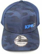KPODJ Hat, Fitted (Med-Large StretchFit)