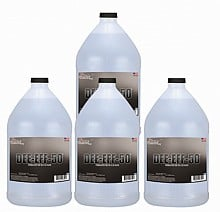 Master Fog DEE-EFF-50 - Haze Fluid for DF-50 (4 Gallon Case)