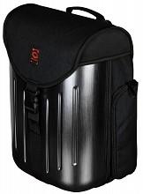 Odyssey Black Hard Shell DJ Backpack BHS12BPBLK