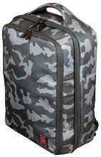 Odyssey Gray Camouflage Compact Premium DJ Backpack BRXMK2BP10GYC