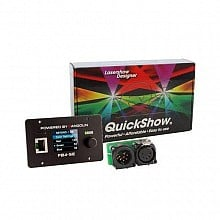 Pangolin FB4 DMX with QuickShow