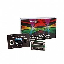 Pangolin FB4 ILDA with QuickShow