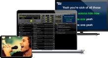 PCDJ LYRX - Karaoke Software