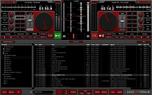 PCDJ Red Mobile 3 - DJ / KJ Software