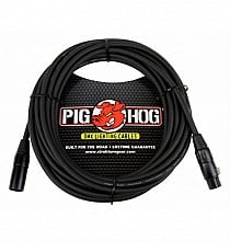 Pig Hog PHDMX50 (50ft DMX Cable)
