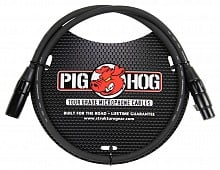 Pig Hog PHM3 (3ft XLR to XLR Cable)