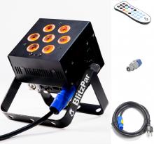 Prost Lighting BlitzPar - 105 Watt Hex LED