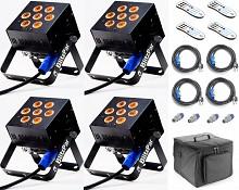 Prost Lighting BlitzPar (4-Pack)