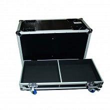 ProX X-QSC-KW152 Dual Speaker Flight Case