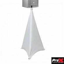 ProX X-SP2SC 2-sided speaker stand scrim
